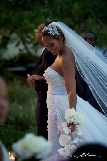 Evelyn Lozada Photo by Mike Colon