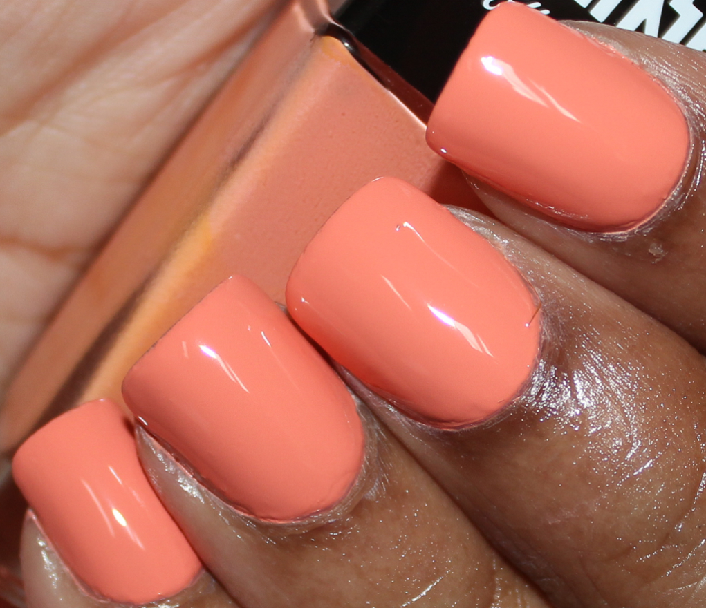 sally hansen peach party-2