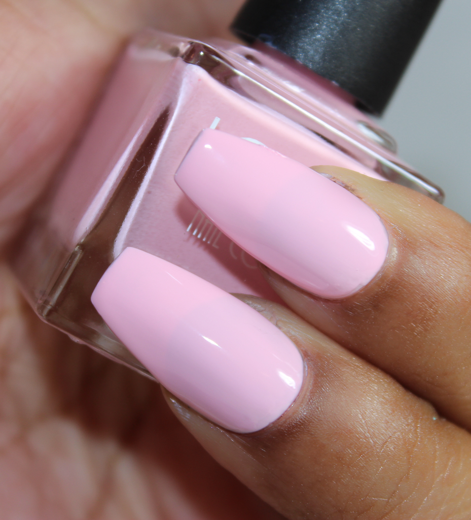 look nail color Cherry Blossom-2