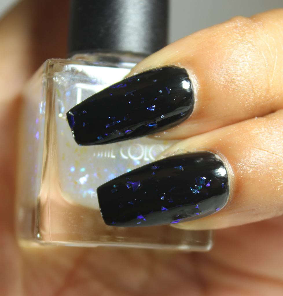 look nail color Opalescent