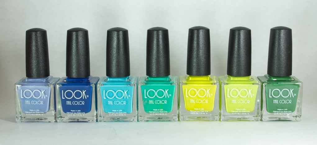 look nail color collection-2