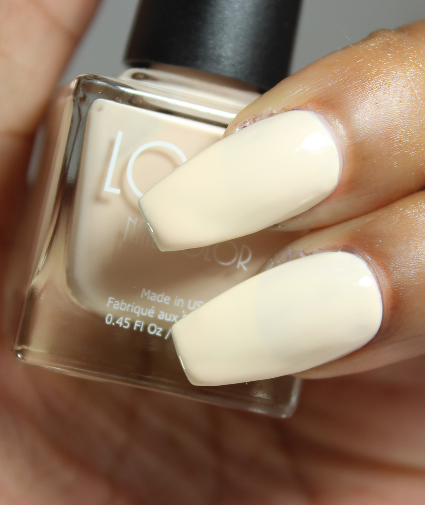 look nail color creme