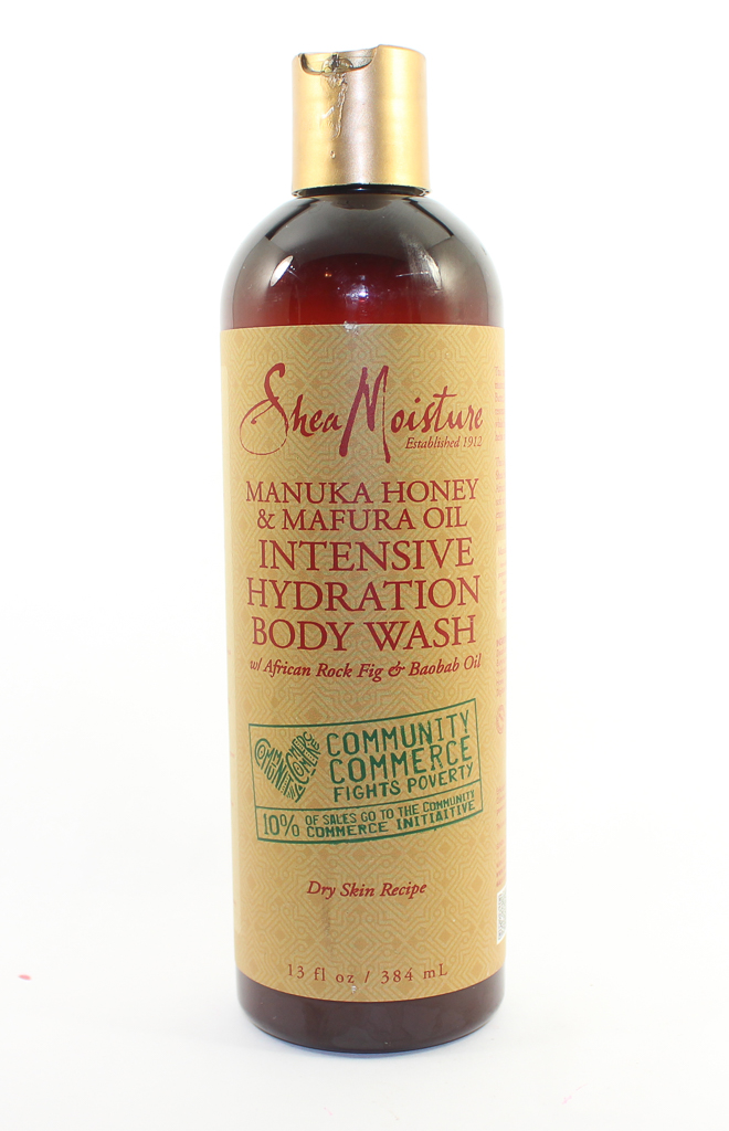 Shea Moisture Manuka Honey & Mafura Oil body wash