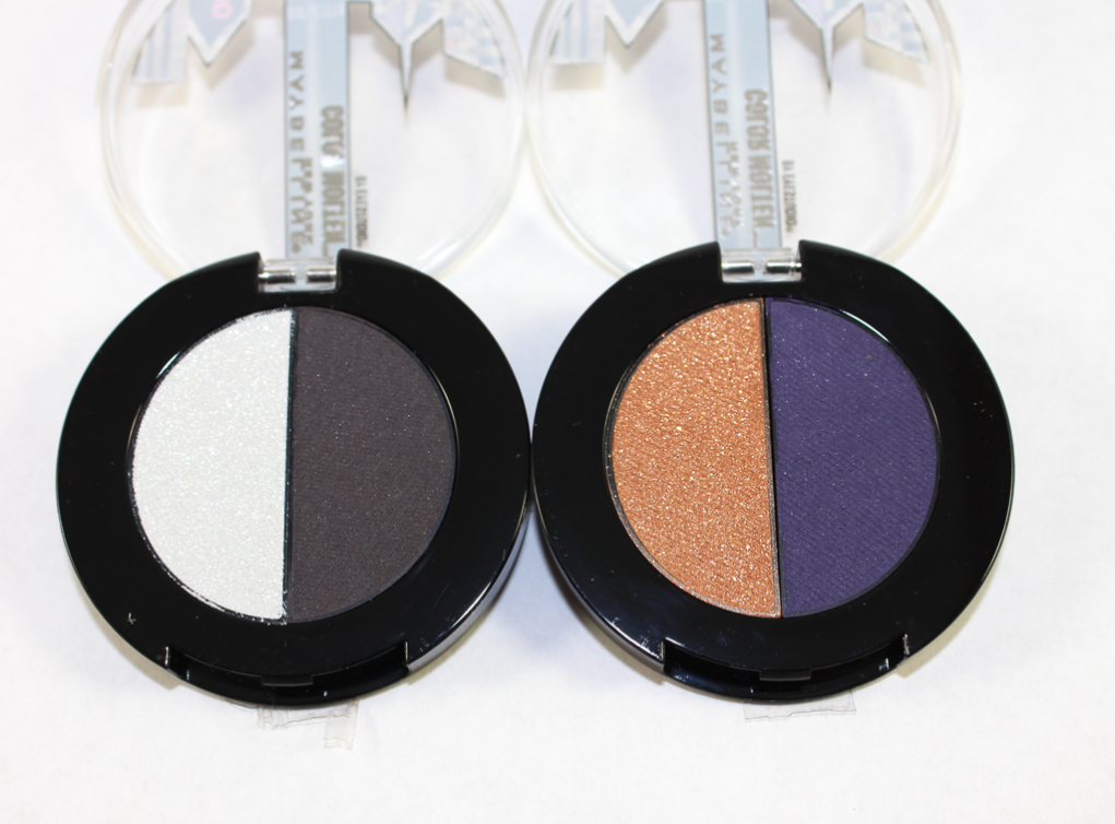 Maybelline 100 Year Anniversary Collection eyeshadow