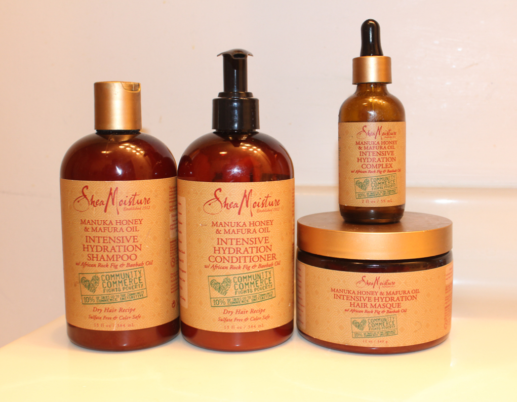 C Natural Hair Products