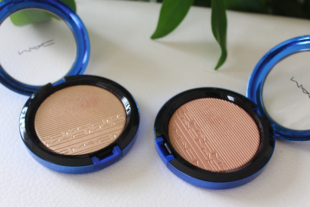 MAC Oh Darling & Shaft of Gold
