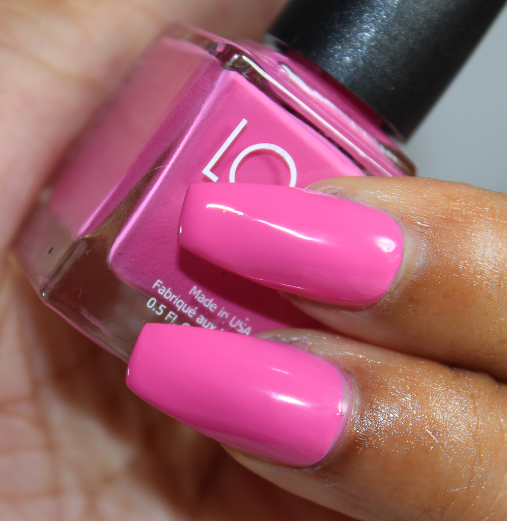 look nail color Carnation-2