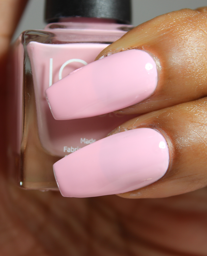 look nail color Cherry Blossom