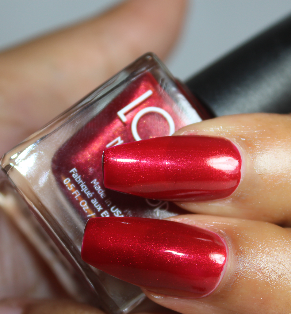 look nail color ruby-2